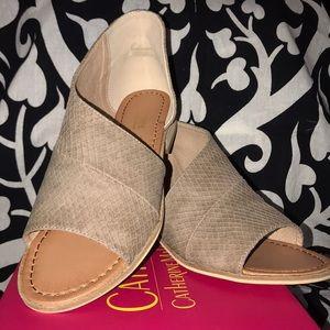 BRAND NEW! Catherine Malandrino open toe sandals